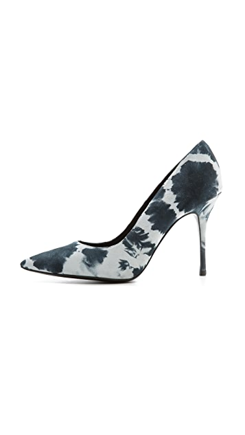 elysewalker los angeles Sable Tie Dye Pumps