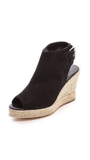 elysewalker los angeles Lesley Espadrille Wedge Sandals