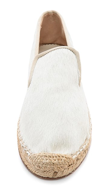elysewalker los angeles Dee Pony Hair Espadrilles