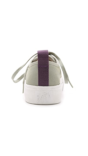 Eytys Mother Suede Sneakers