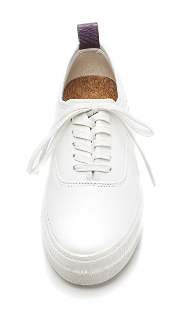 Eytys Mother Leather Sneakers