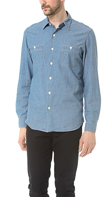 Faherty Heritage Workshirt
