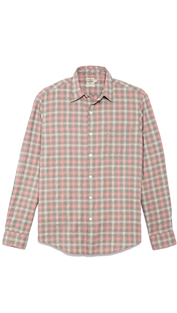 Faherty Saranac Shirt