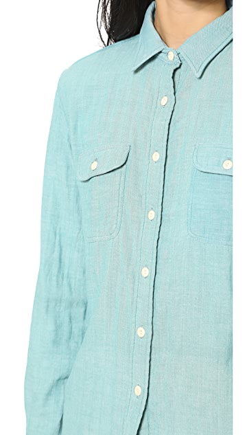 Faherty Belmar Workshirt