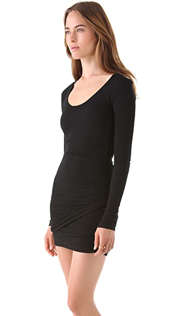 Faith Connexion Long Sleeve Dress