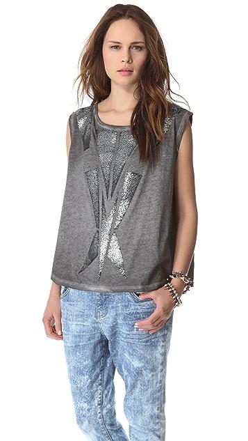 Faith Connexion Metallic T-Shirt