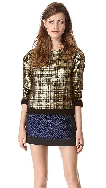 Faith Connexion Short Sweater