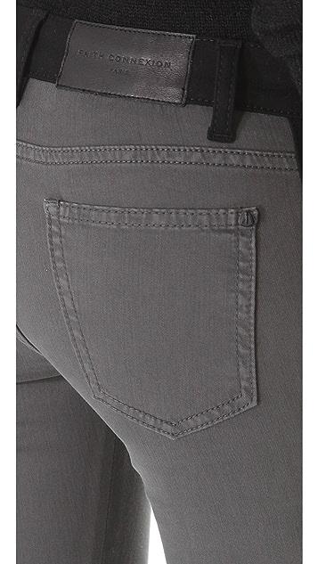 Faith Connexion Velvet Touch Jeans