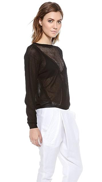 Faith Connexion Long Sleeve Sweater
