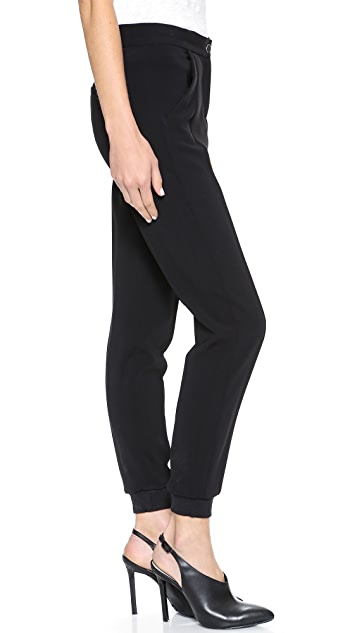 Faith Connexion Crepe Slouchy Pants