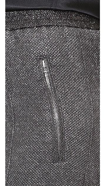 Faith Connexion Pique Trousers