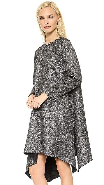 Faith Connexion Pique Lame Dress