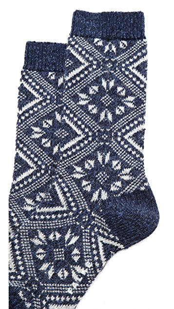 Falke Norwegian Anklet Socks