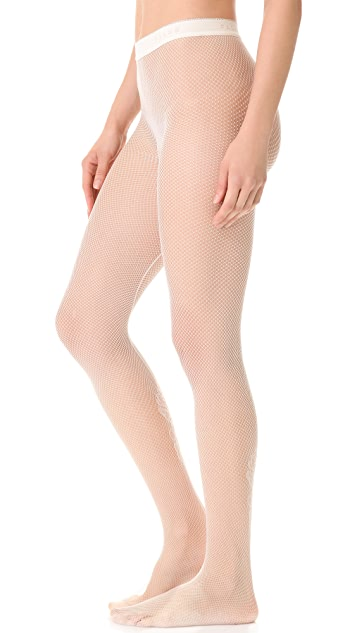 Falke Net Seam Tights
