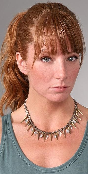 Fallon Jewelry Santa Clara Spiked Choker