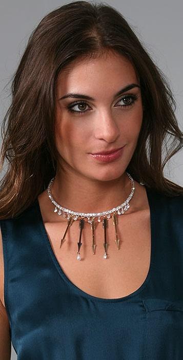 Fallon Jewelry Arrow Bib Necklace