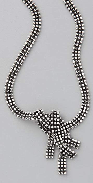 Fallon Jewelry Fold Choker