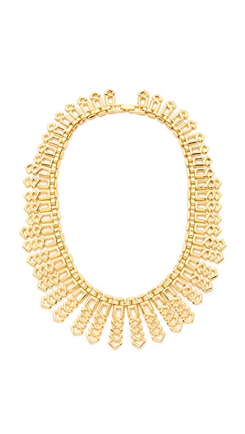 Fallon Jewelry Ines Bib Necklace