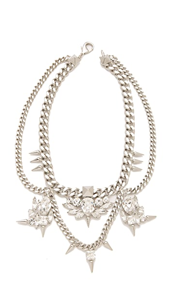 Fallon Jewelry Classique Bib Necklace