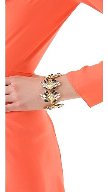 Fallon Jewelry Winged Link Bracelet