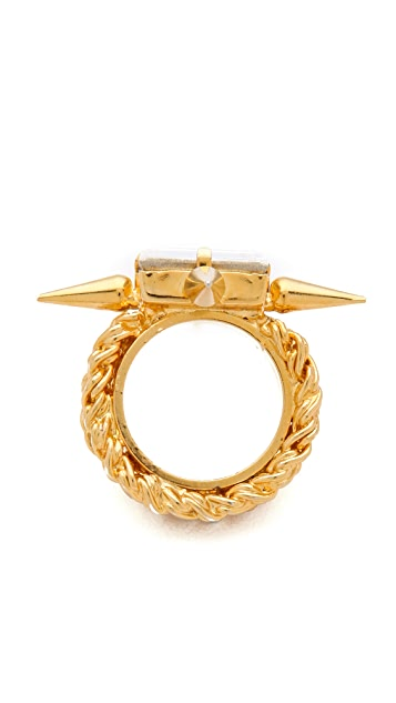 Fallon Jewelry Classique Spike Ring