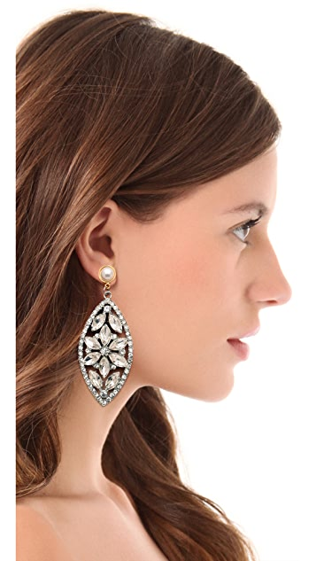 Fallon Jewelry FOREVER Regalia Drop Earrings