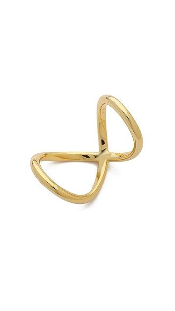 Fallon Jewelry Infinity Bent Ring