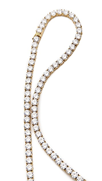 Fallon Jewelry Classique Stone Strand Necklace