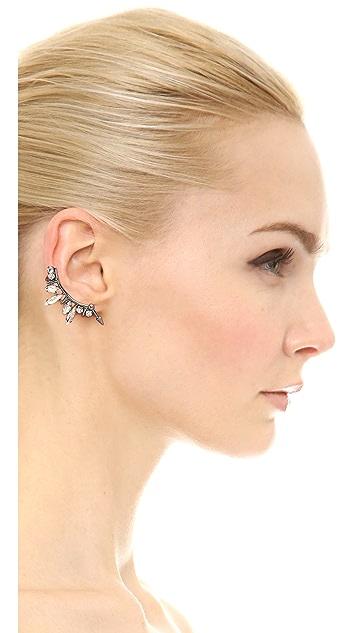 Fallon Jewelry Wreath Right Ear Crawler