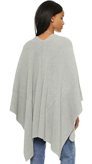 525 America Cotton Shaker Blanket Wrap