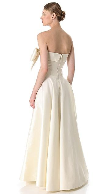 Fancy Victoria Strapless Dress
