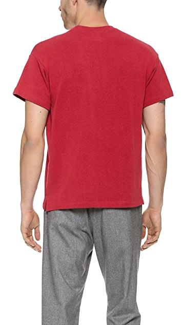 Fanmail Short Sleeve Sweatshirt