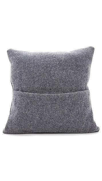 Faribault Woolen Mills Foot Soldier Pillow