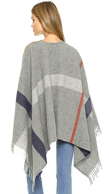 Faribault Woolen Mills Huntley Throw Coat