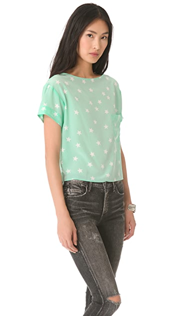 Friends & Associates Catriona Pocket Top