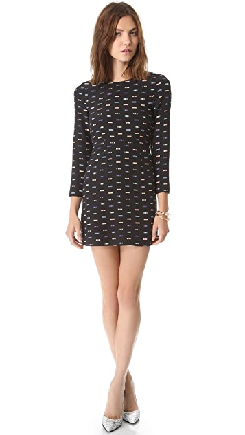 Friends & Associates Christy A Line Dress
