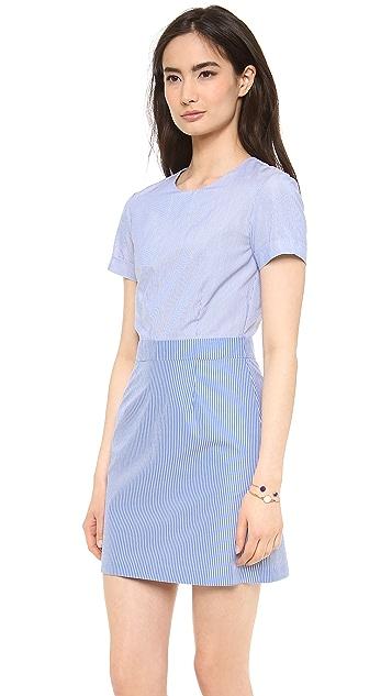 Friends & Associates Dottie Dress