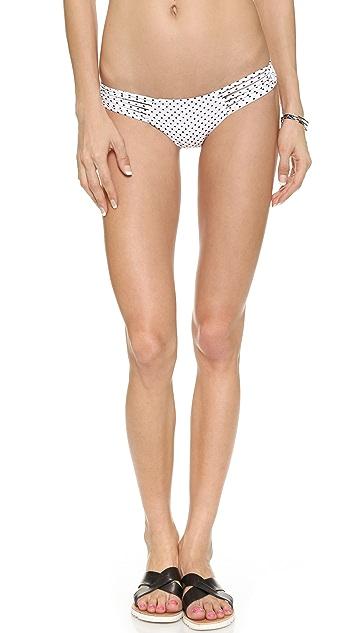 6951ae08f5a Frankies Bikinis Willow Web Macrame Side Bikini Bottoms   SHOPBOP