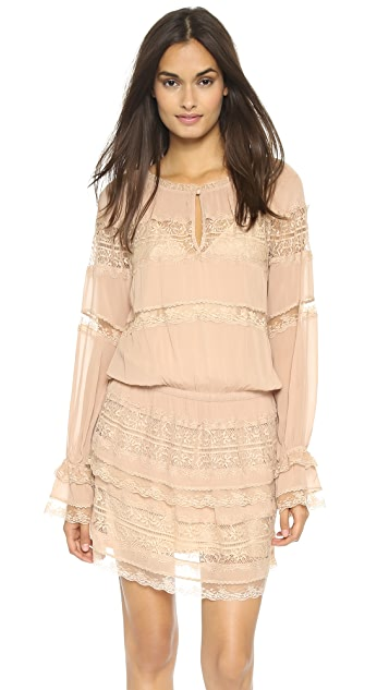 Falcon & Bloom French Boho Dress