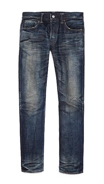 Fabric Brand & Co. Doran Selvedge Jeans