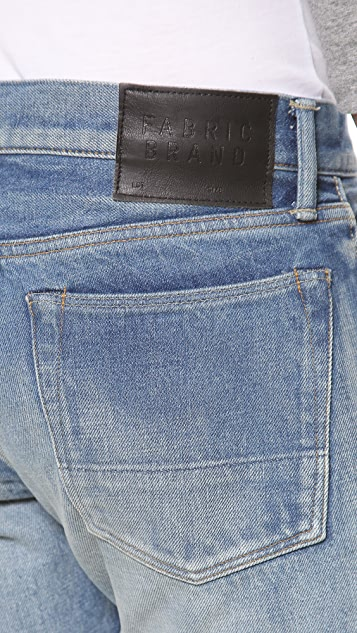Fabric Brand & Co. Sunny Selvedge Jeans