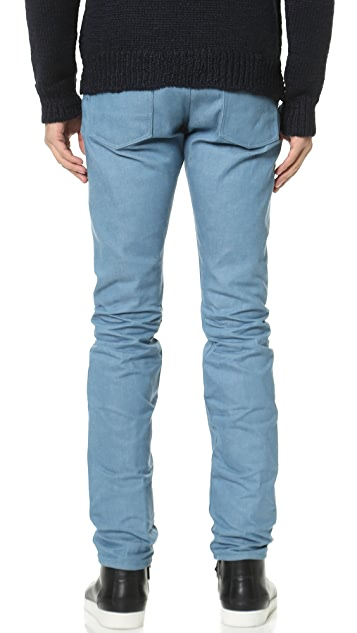 Fabric Brand & Co. Deke Slim Selvedge Jeans