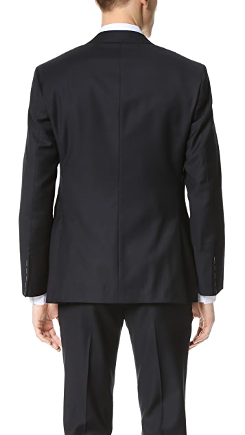 Freemans Sporting Club American Milled Super 110s Suit Jacket