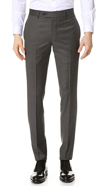 Freemans Sporting Club American Milled Super 110s Suit Trousers