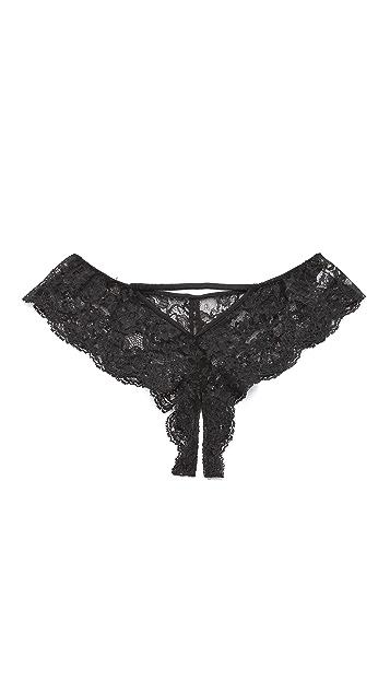 Fleur du Mal Leavers Lace Panties