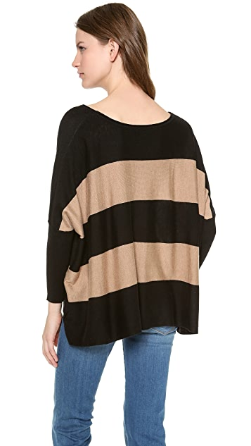Feel The Piece Thea Stripe Sweater