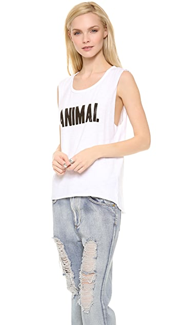 Feel The Piece T Jacobs Animal Tank