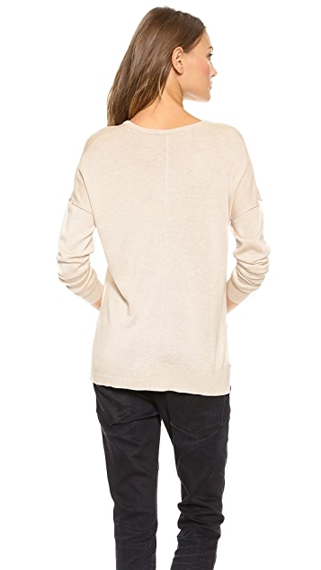 Feel The Piece Mercer Oversized Sweater