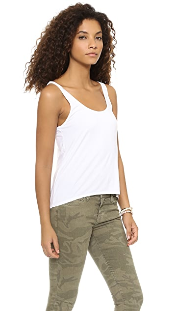 Feel The Piece Sloan Cropped Tank