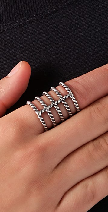 FELIKS+ADRIK Rope Ring